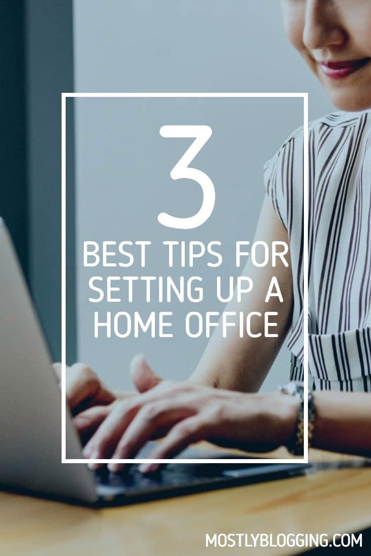3 BEST TIPS FOR THE PERFECT HOME OFFICE INTERIOR DESIGN