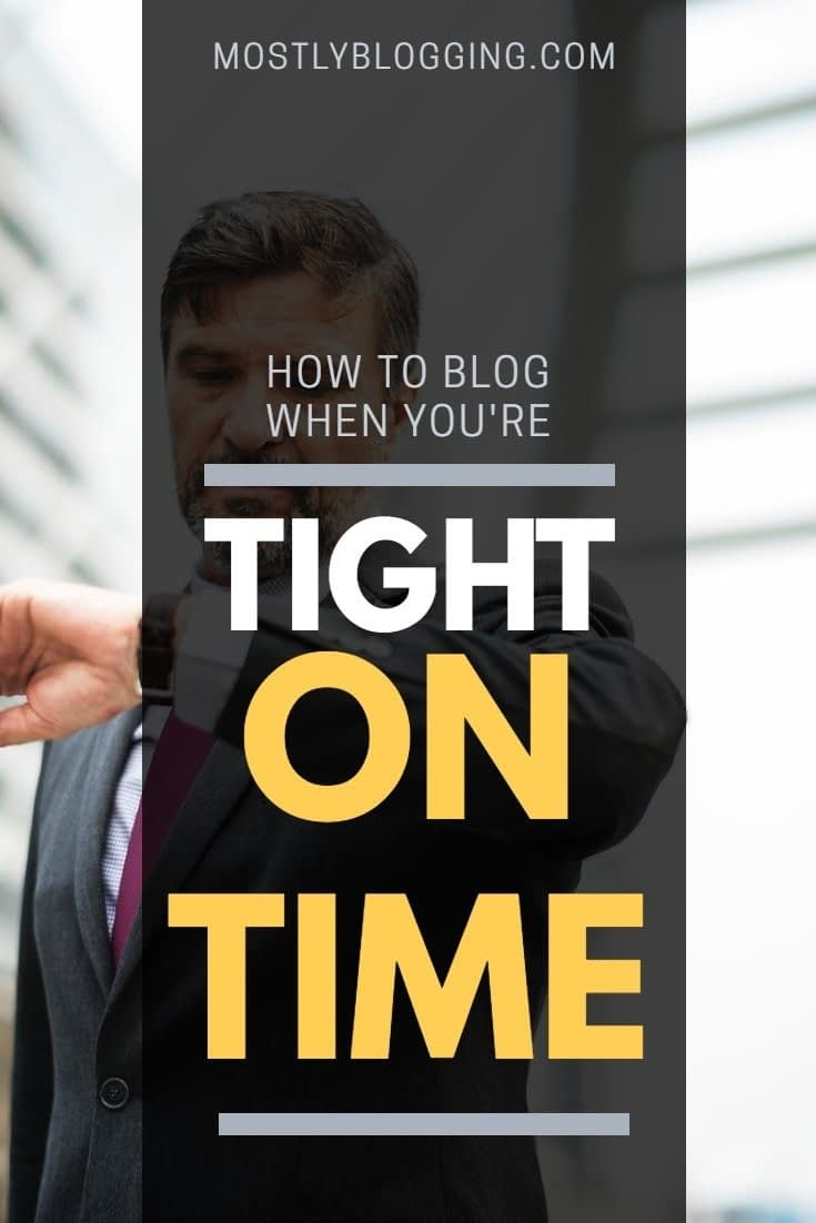 Blogger Outreach Service for when time is tight