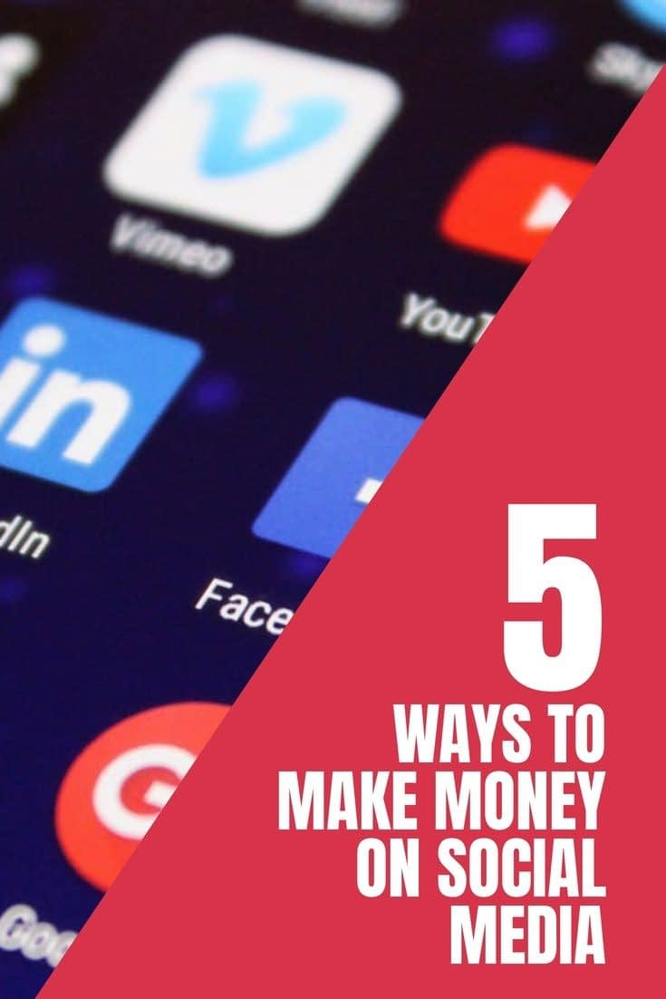 How to make money using Pinterest and apps like Pinterest