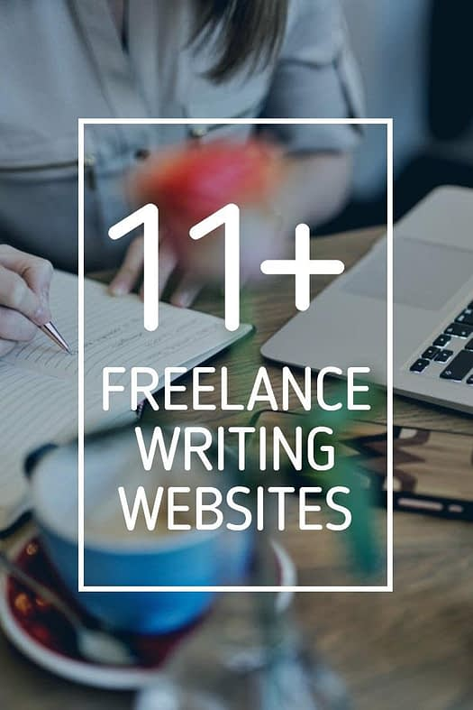 11+ Freelance writing websites to help you make money in 2020 and beyond.