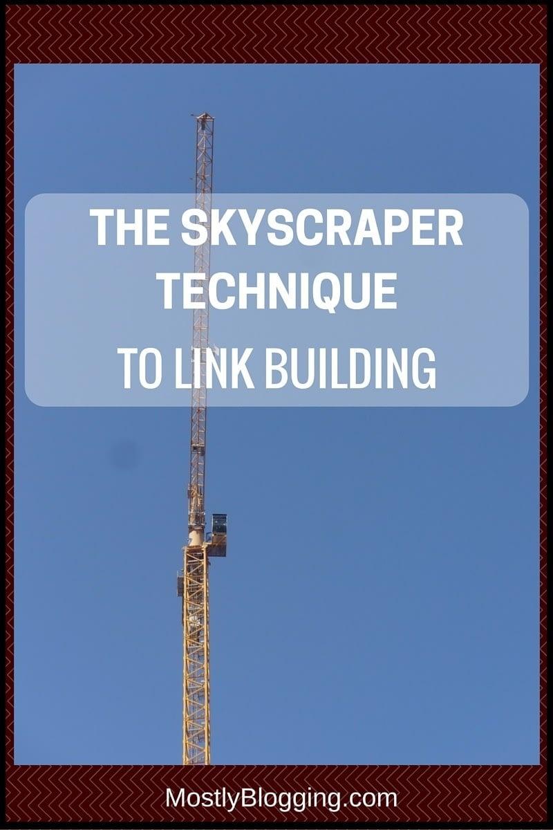Skyscraper Technique to Link Building #SEO