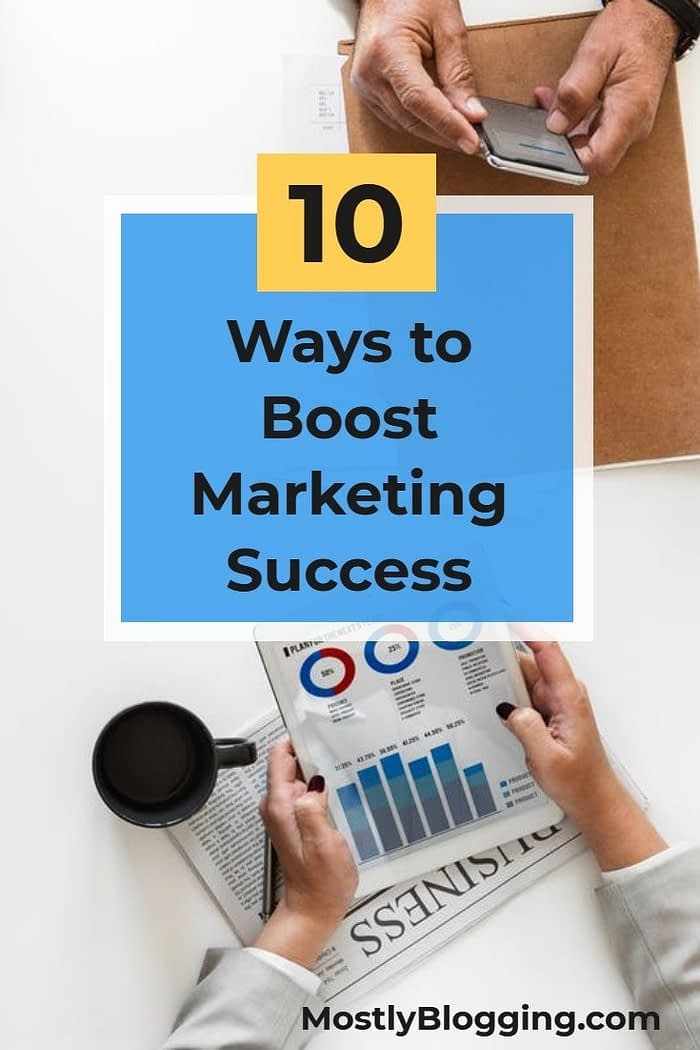 How to boost marketing success in 2020