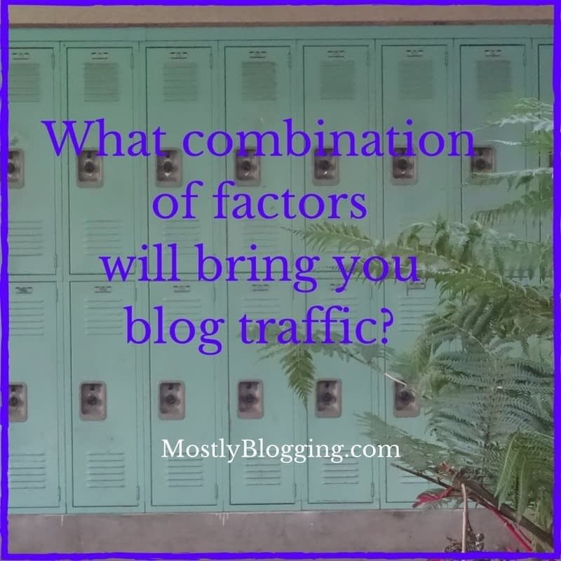 Bloggers can get high page views to their blogs.