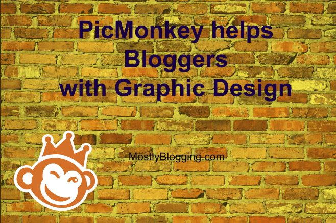PicMonkey helps bloggers edit graphics