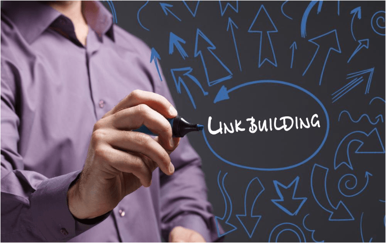 How to earn links
