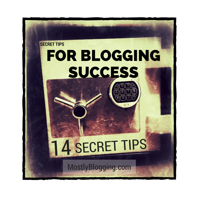 Secret Blogging Tips help #bloggers beat the competition in search engines #SEO
