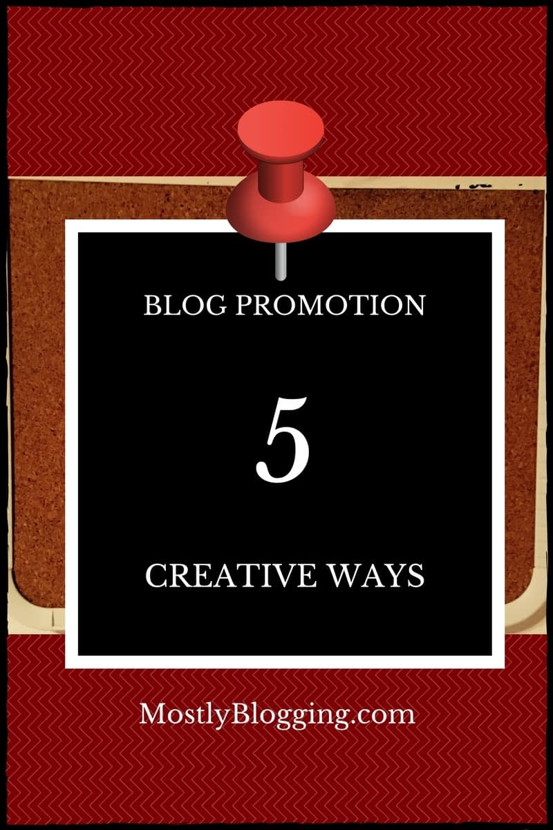 Even new bloggers and marketers can have effective blog promotion