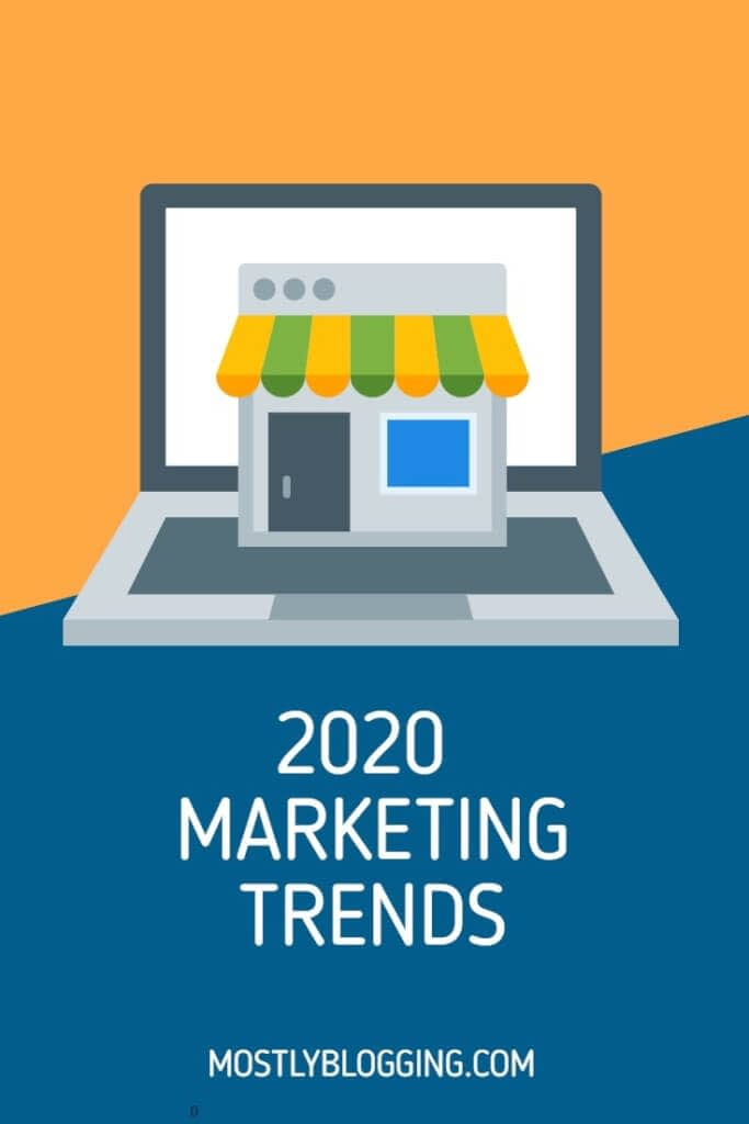2020 marketing trend research