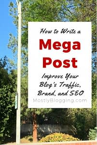 Writing Long-Form content boosts #BlogTraffic, #PageViews, and #SEO