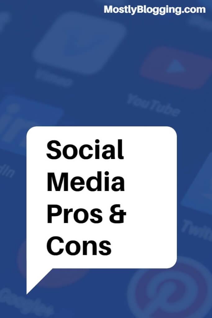 disadvantages of social media for business