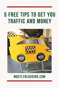 5 Free blog traffic tips to boost your blog traffid and monetization