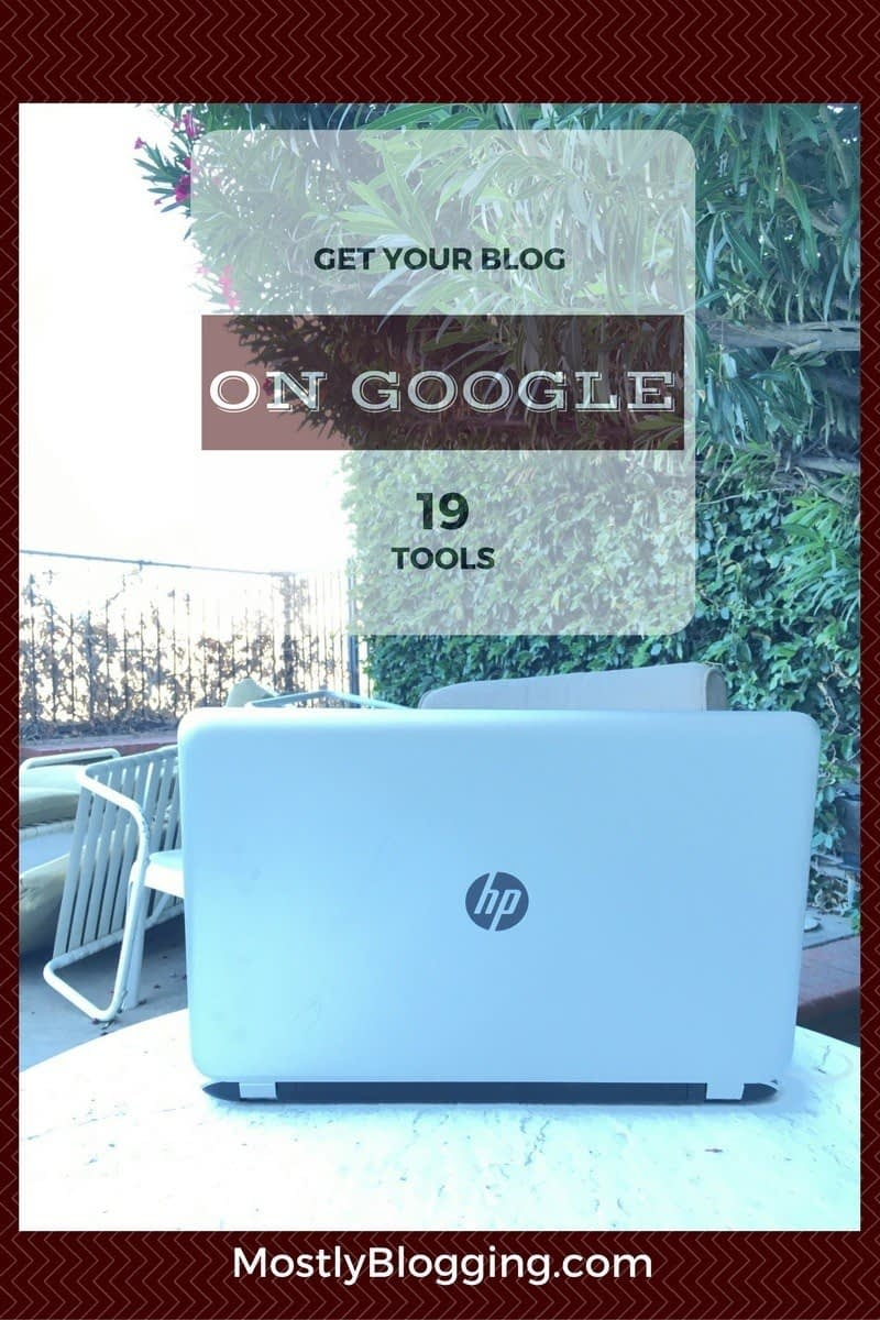 Google tools help #bloggers find #technology