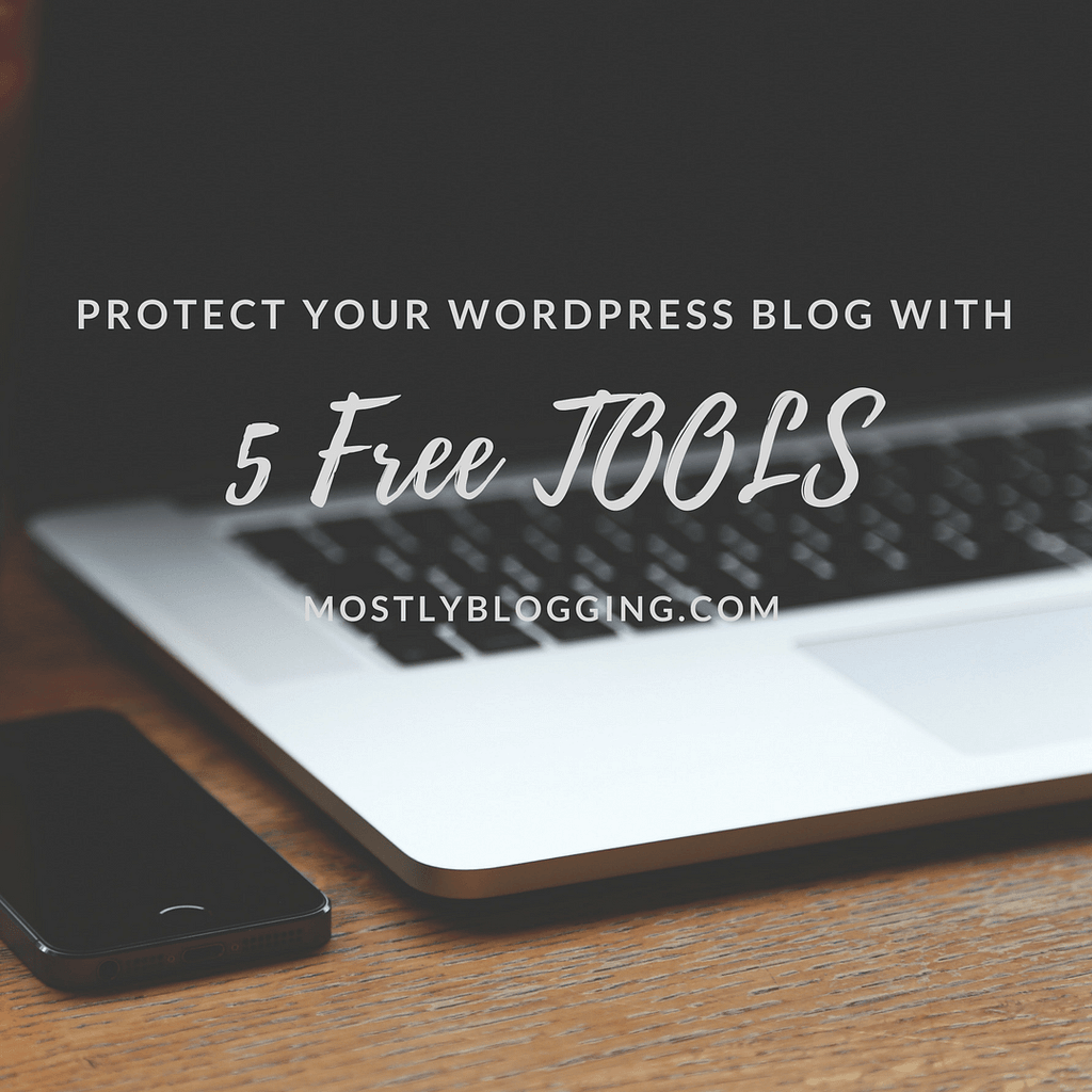 Use these 5 free tools for WordPress security