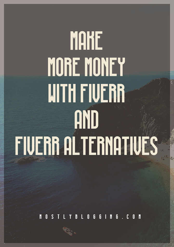 Fiverr alternatives