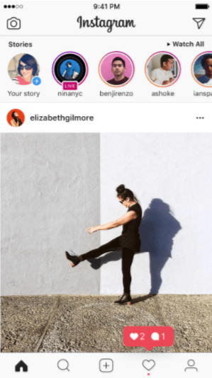 Instagram and Snapchat Stories: Storybrand