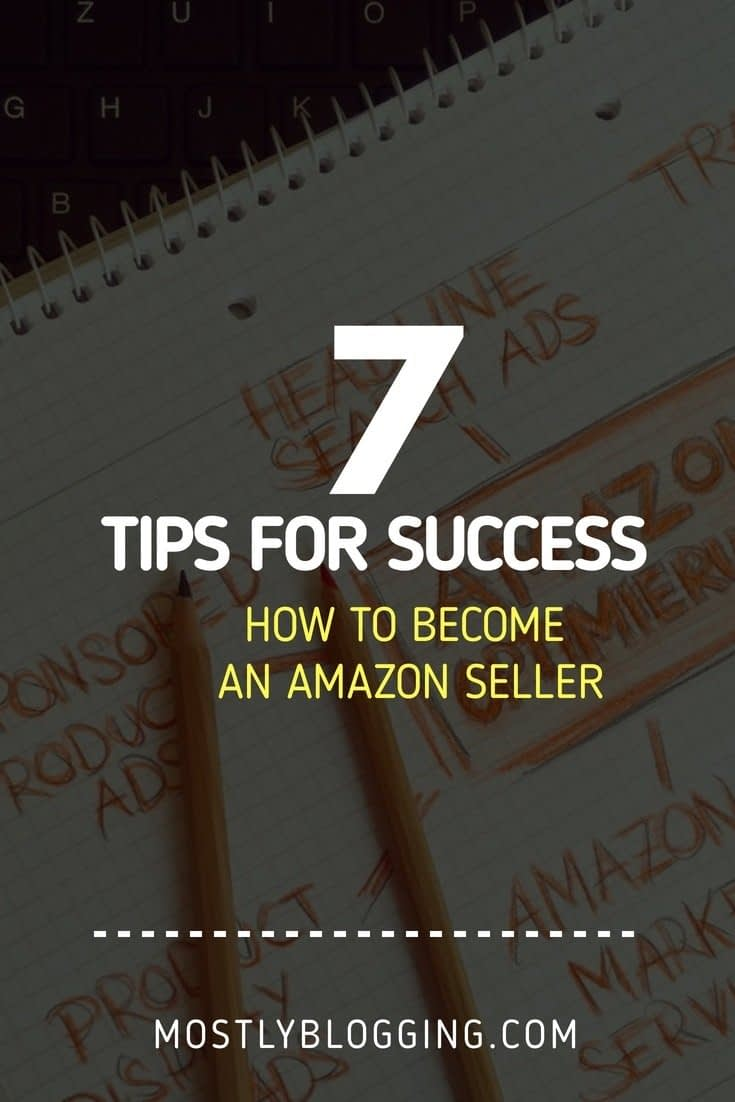 become amazon seller