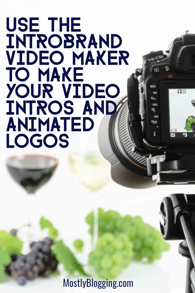 Introbrand Video Maker and YouTube intro maker