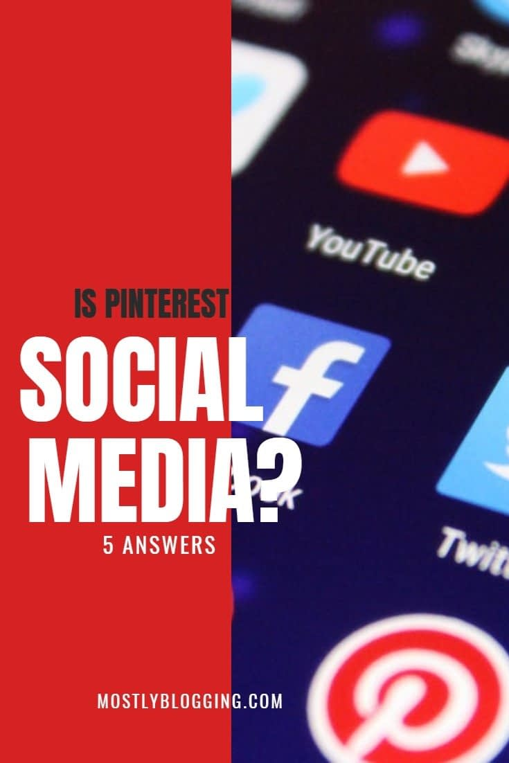 Is Pinterest social media