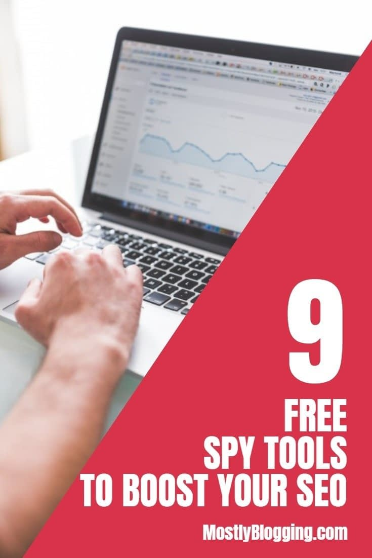 How to use a free spy tool to get to the top of Google,