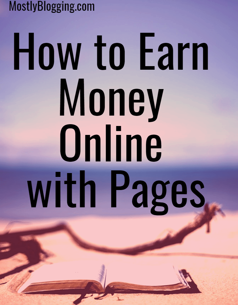 These Are the 9 Pages You Need to Earn Money Online