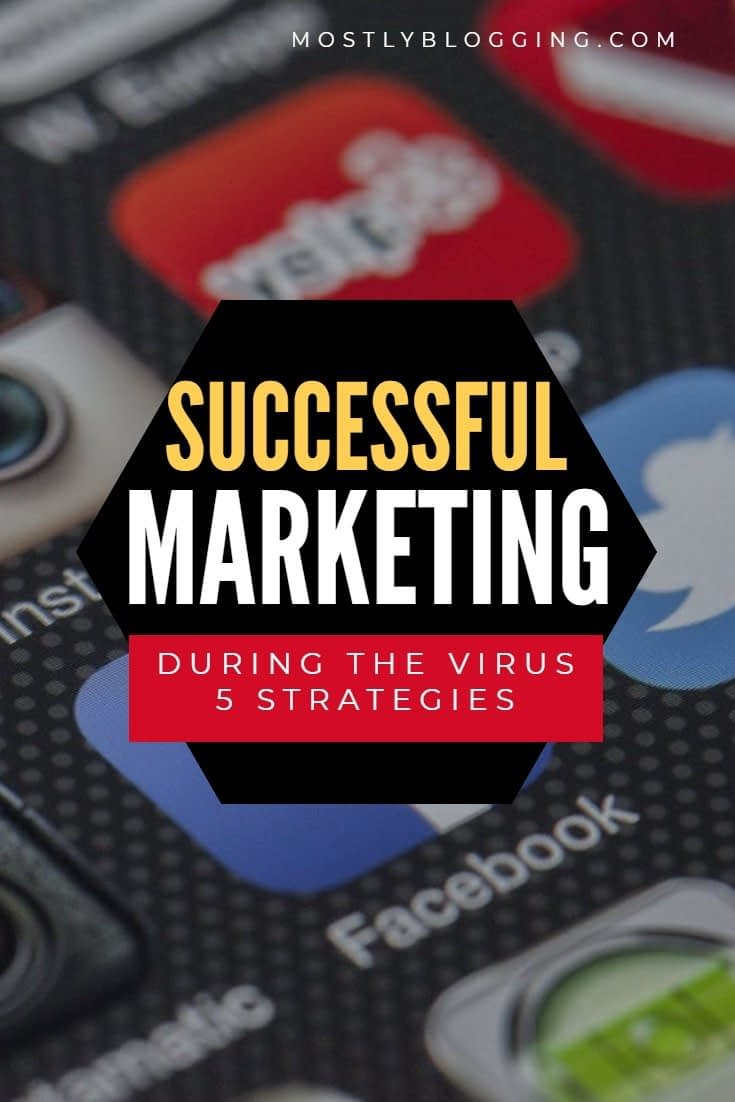 Types of Entrepreneurship: How to Have Marketing Success During and After a Pandemic, 5 Ways