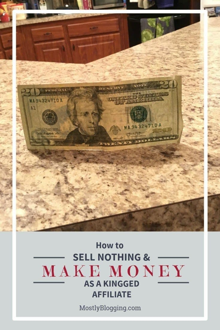 #Bloggers can make money with affiliate sales