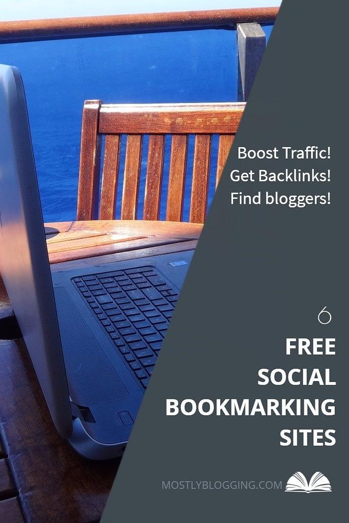 6 free social bookmarking sites