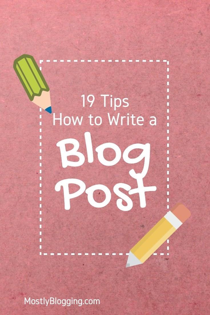 What do bloggers do