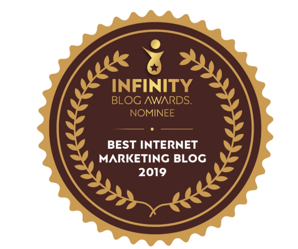 Best Marketing Blog Nominee