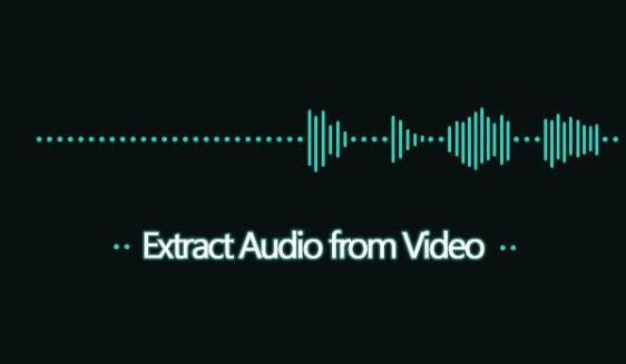 extract audio from video video to mp3 converter