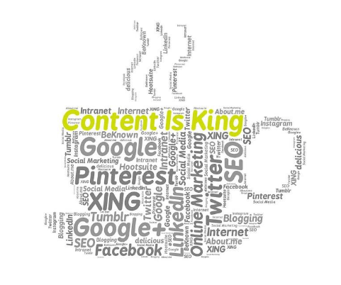 Content Marketing Strategies build traffic and income for #bloggers