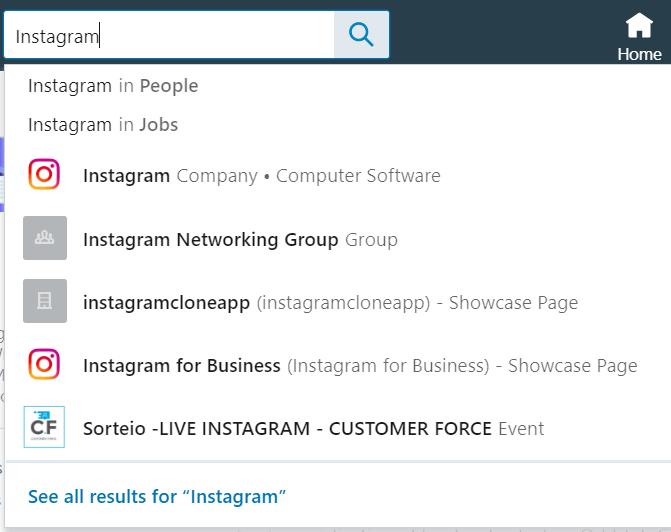 LinkedIn homepage, 9 tips