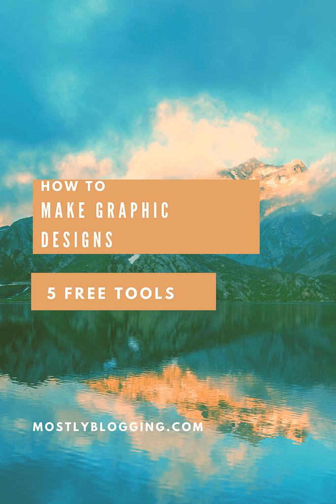 graphic design software, 5 tools