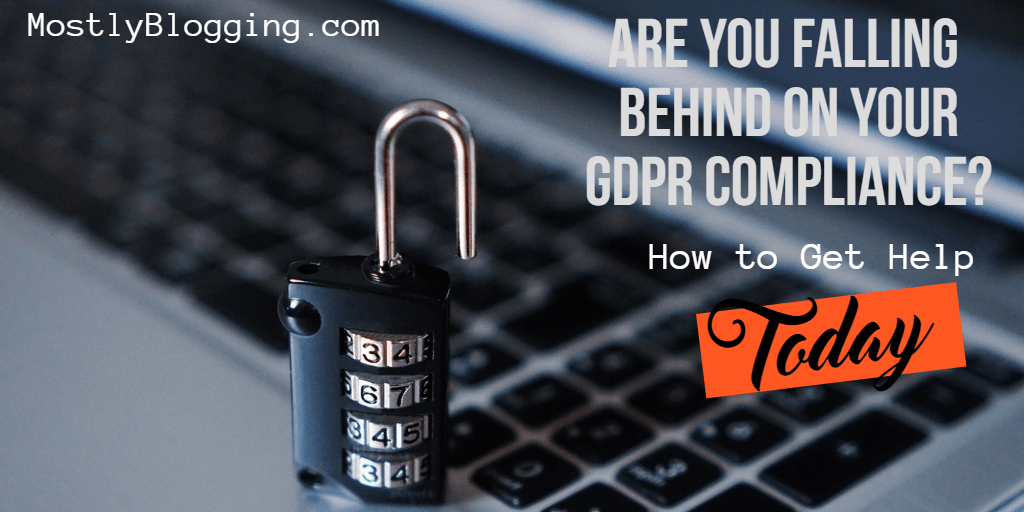 How to still comply with the GDPR policy