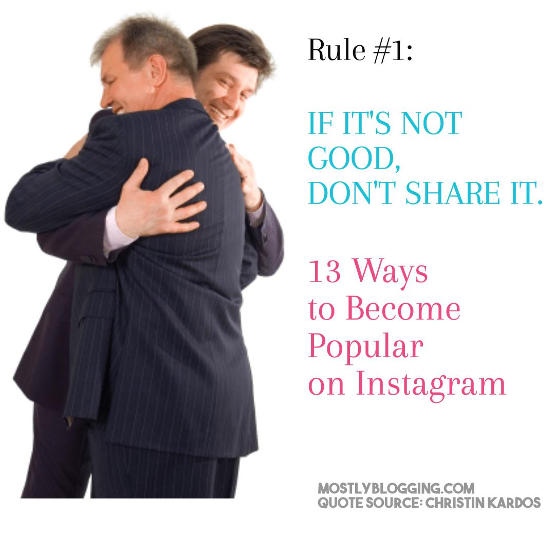13 ways to get Instagram followers