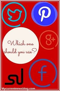 Which #socialmedia should you choose?