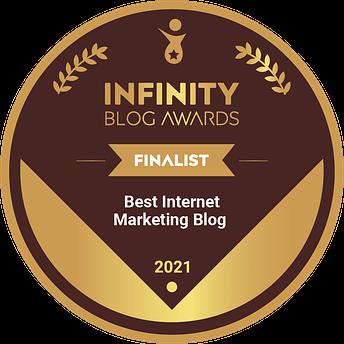 Infinity Blog Award 2021