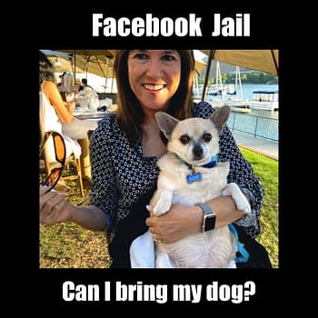how to get out of Facebook Jail meme