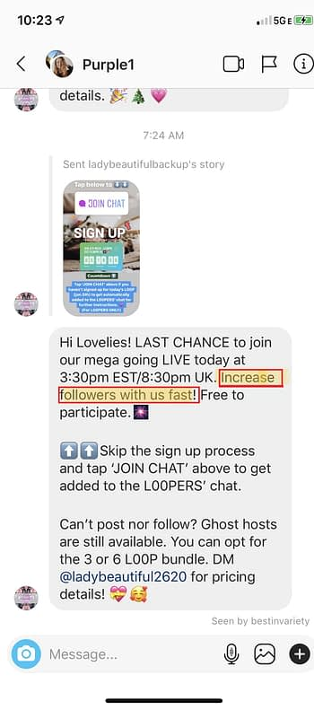 How to get Instagram followers cheat sheet