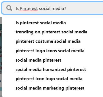 Is Pinterest social media?