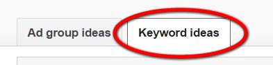 Secret Blogging Tips at Google Keyword Planner #SEO