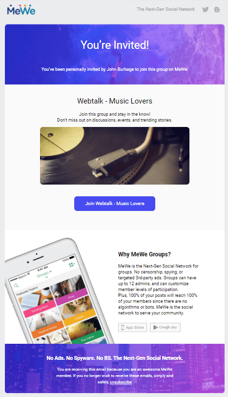 webtalk reviews