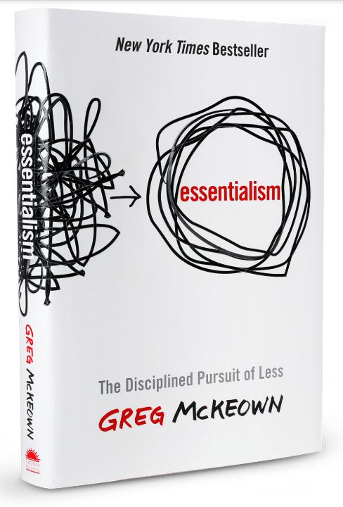 Essentialism Book Summary