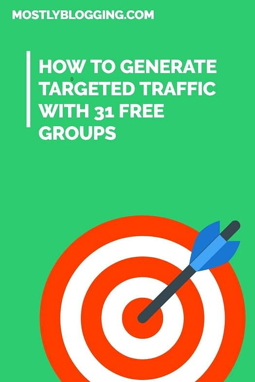 How to generate traffic with 31 online networking business groups
