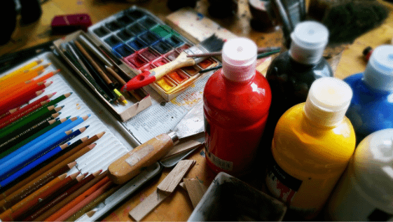 how to make money from art