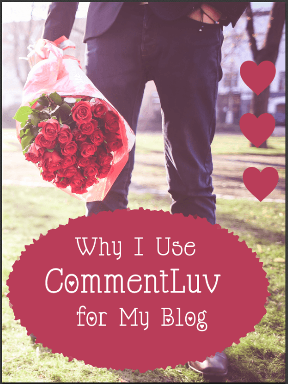 CommentLuv helps bloggers get traffic.
