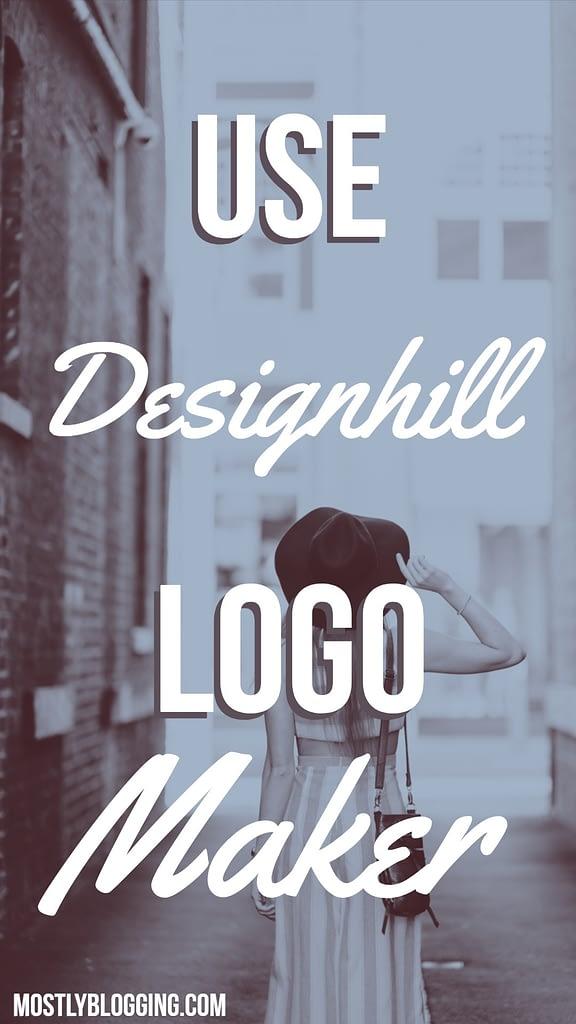 Designhill logo Maker tutorial and review