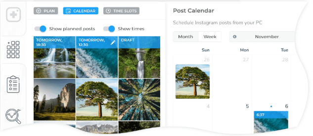 Inssist is your Instagram viewer.