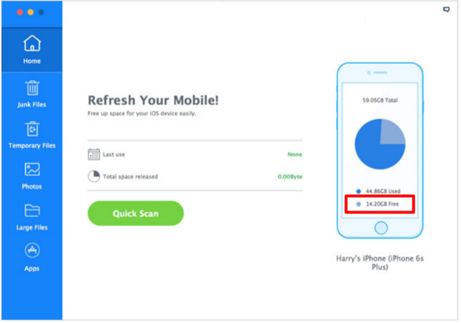 iMyfone frees up space on your iPhone. #app #iPhone