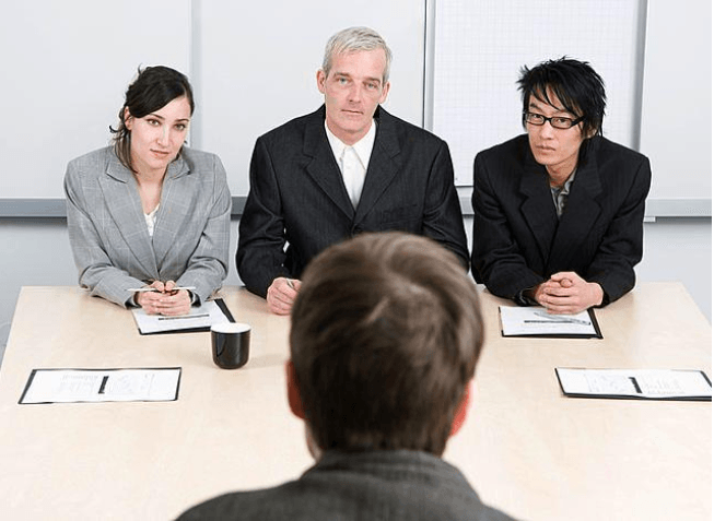 how to pass a stress interview